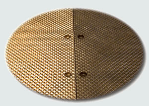 non stick coating waffle plate